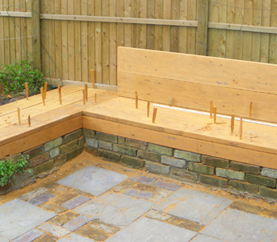 garden furniture decking - Garden Furniture Decking